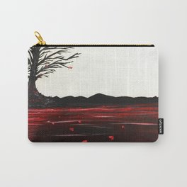 Broken Heart Carry-All Pouch