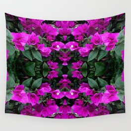 AWESOME AMETHYST PURPLE BOUGAINVILLEA VINES Wall Tapestry