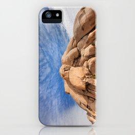 Joshua Tree Rocks iPhone Case