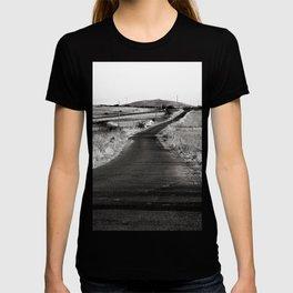 Abandoned Country Road - Sardinia - Italy T-shirt