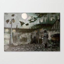 City of Yharnam Canvas Print