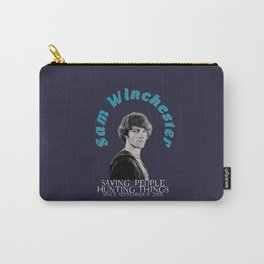 Family Business - Sam Winchester Carry-All Pouch
