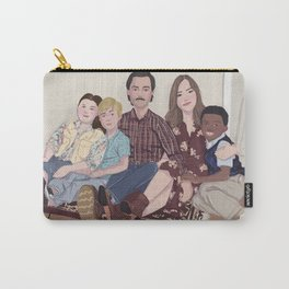 THIS IS US Carry-All Pouch