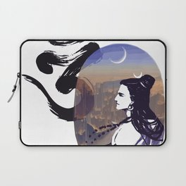 Mood Rising Sci-fi Ohm Laptop Sleeve