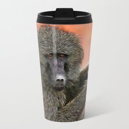 I Told You To Wash Behind Your Ears! Travel Mug