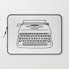 'Typewriter' Laptop Sleeve