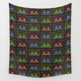 Neon Mix Volume 1 Wall Tapestry