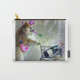 Cute Little Party Animal Carry-All Pouch