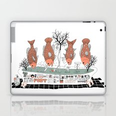 Bathtub Laptop & iPad Skin
