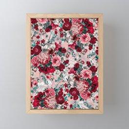 EXOTIC GARDEN XIV Framed Mini Art Print