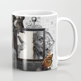 TO MAKE MUCH OF TIME (Totem of the Vulture) Coffee Mug