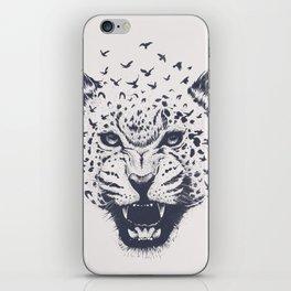 Nature´s Roar iPhone Skin