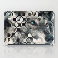 into the wild iPad Cases featuring wild by Vin Zzep
