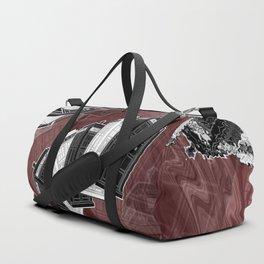 Wibbly Wobbly (Timey Wimey) Duffle Bag