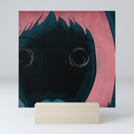 Girl Mini Art Print