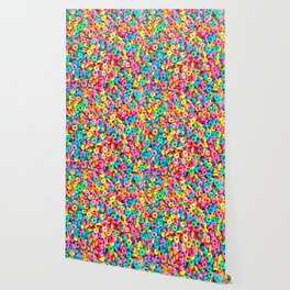 Froot Loops Wallpaper