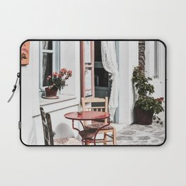 Amorgos Greece Laptop Sleeve