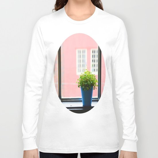 A little light for the plant Long Sleeve T-shirt