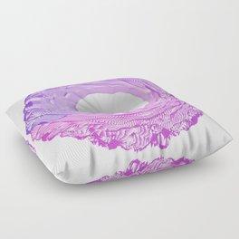 rund 10 - silk road Floor Pillow