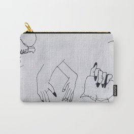 bad habits. Carry-All Pouch