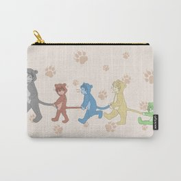 Voltron Kids Carry-All Pouch