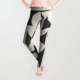 MCM Geometric Pattern 03 Leggings
