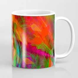 Late September Blooming Thoughts Coffee Mug
