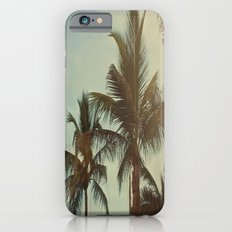 Florida Palm Trees Slim Case iPhone 6s