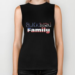 Blackburn Family Biker Tank