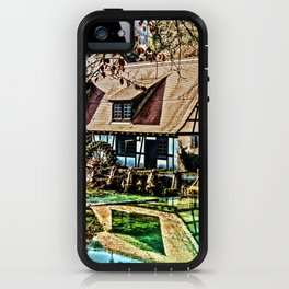 The watermill iPhone Case