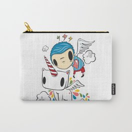 Polypop The Unicorn Carry-All Pouch