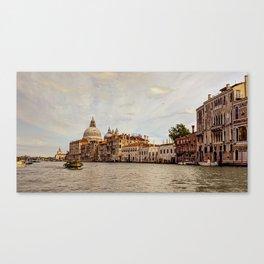 Venice May 2018 Canvas Print