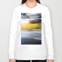 blur Long Sleeve T-shirts featuring Blur by Ben Howell
