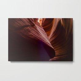 antelope canyon 2 Metal Print