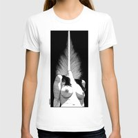 apollonia T-shirts featuring asc 528 - Le phare (Enlightening the world) by From Apollonia with Love
