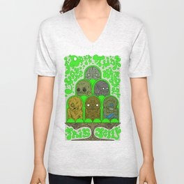 I Don't Think You're Ready for This Jelly Unisex V-Neck