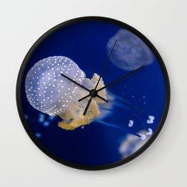 Dancing Jellyfish No.3 Wall Clock