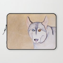Husky Laptop Sleeve