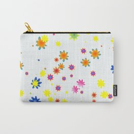 Oh Flowers! Carry-All Pouch