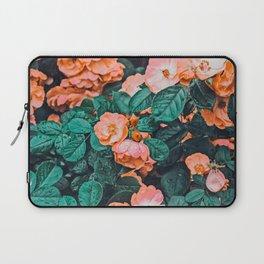 Vintage Blossom || #photography #nature #digitalart Laptop Sleeve