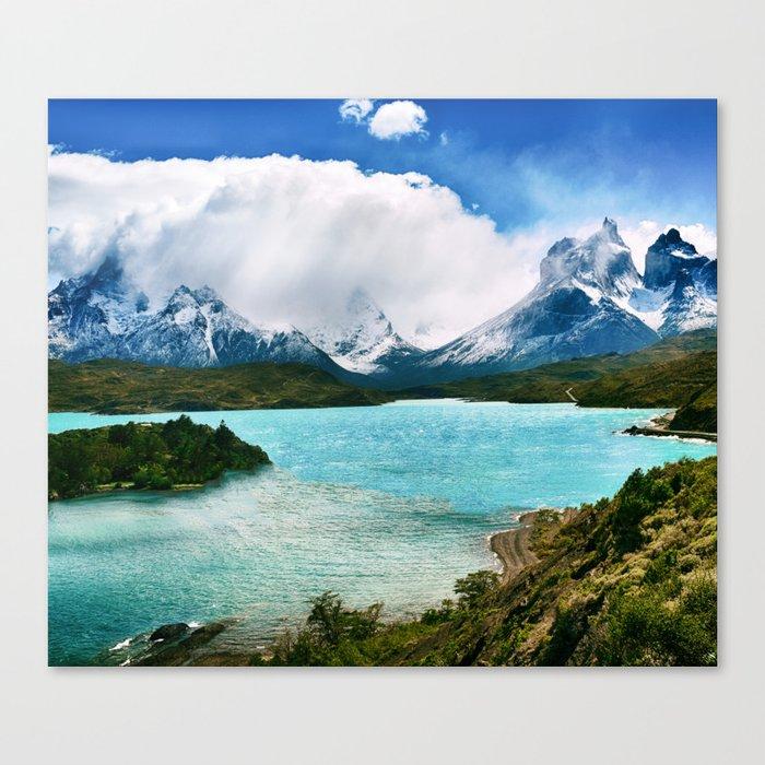 Evergreen Adventure Canvas Print