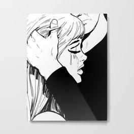bad romance II Metal Print