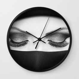 Shades of Grey Wall Clock