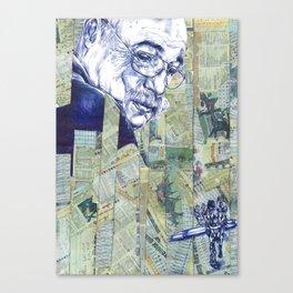 Oncle Quinté Canvas Print