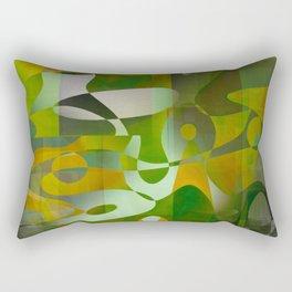 skeptical Rectangular Pillow