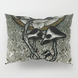 Shroom Consumed Pillow Sham