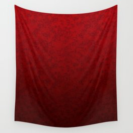Red marble Wall Tapestry