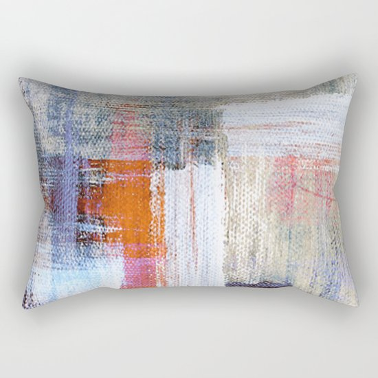 Acryl VI Rectangular Pillow