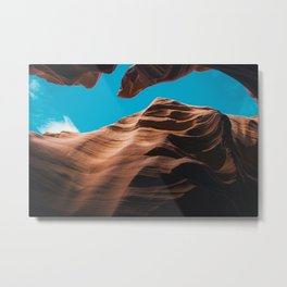 Canyon United States Metal Print
