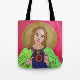 The Sacred Heart of Fashion Tote Bag
